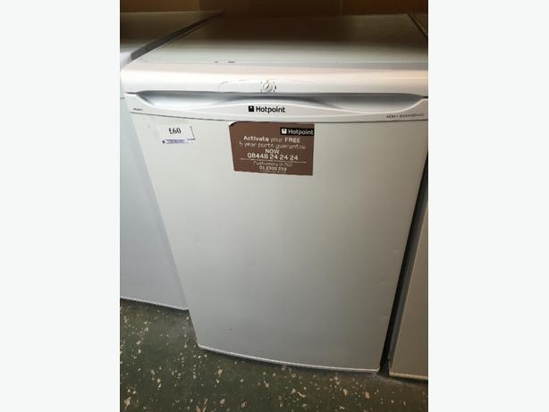 hotpoint ice box fridge free delivery