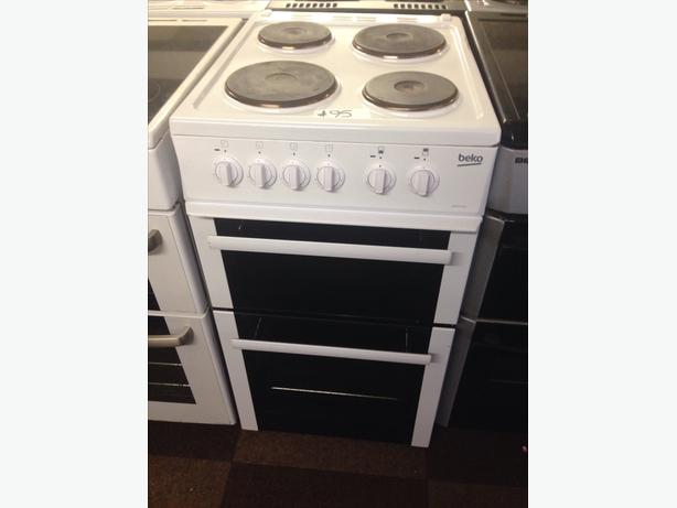 50CM FAN ASSISTED BEKO ELECTRIC COOKER