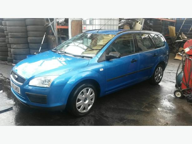 Ford focus 1.6 tdci estate