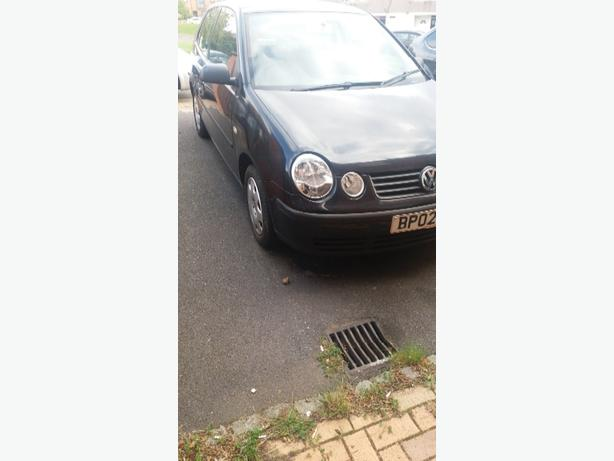 volkswagen polo 1.2  spares or repairs
