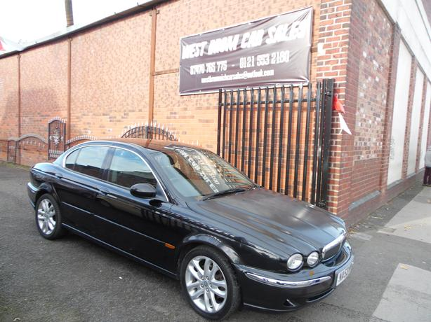 Jaguar X-Type 2.5 V6 (AWD) , LOW MILEAGE , VERY CLEAN CAR