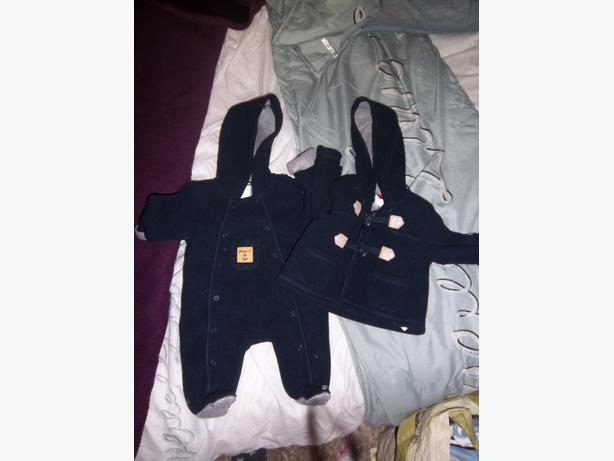 Jasper Conran plus other boys coats & snowsuits NB - 3 mths