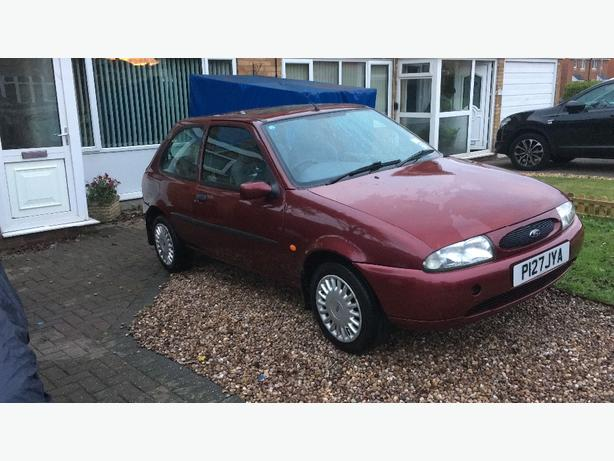 FOR TRADE: ford fiesta