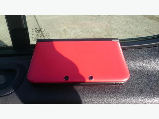 Nintendo 3ds Xl Red Pokemon Y