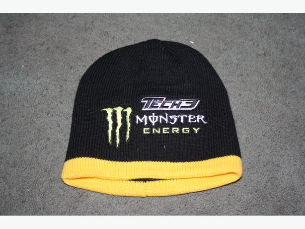 TECH 3 MONSTER ENERGY BEANIE HAT