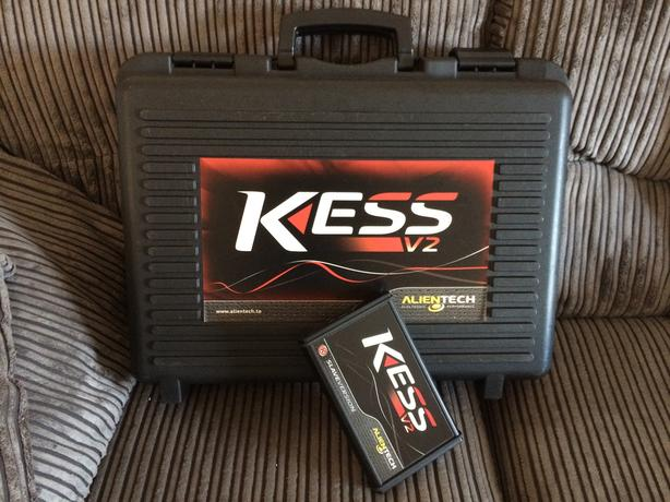 Kess v2 car tuning equipment
