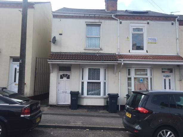 House for Sale- Bellfield Road, Winson Green