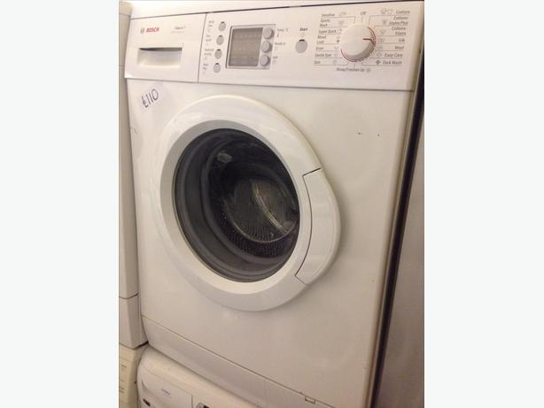 BOSCH 7KG WASHING MACHINE0