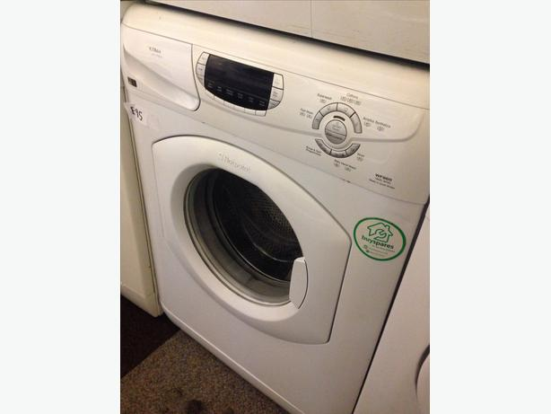 HOTPOINT SUPER SILENT 6KG WASHING MACHINE