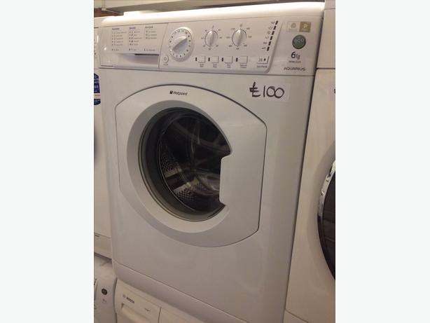 HOTPOINT 6KG WASHING MACHINE