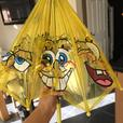 spongebob umbrella