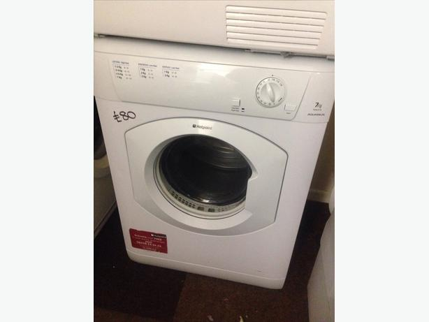 HOTPOINT 7KG VENTED DRYER2
