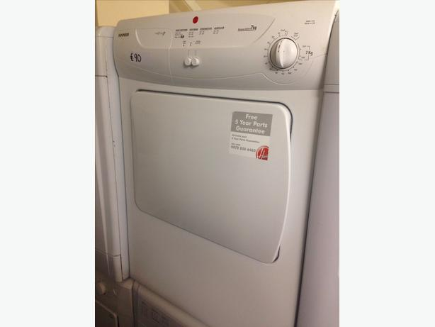 HOOVER DRYER 7KG VENTED1