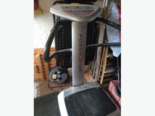 vibration plate trainer