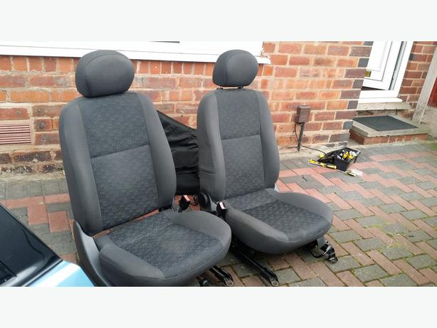 Ford focus mk1 car seats