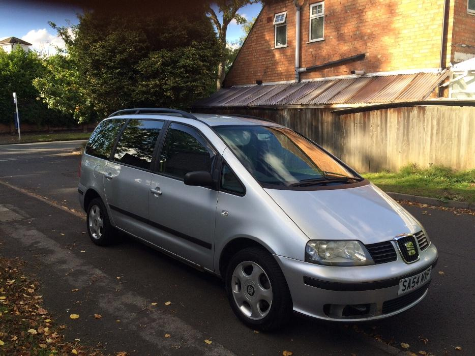 seat alhambra turbo diesel 6 speed box 7 seater 2004 other wolverhampton. Black Bedroom Furniture Sets. Home Design Ideas