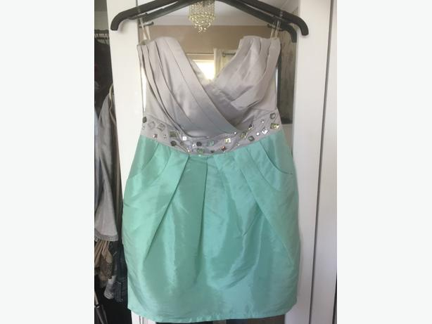size 10 lipsy dress only worn once!