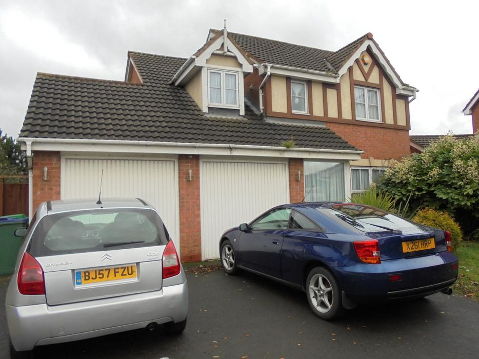 House For Sale Brades Road Oldbury Outside Black Country