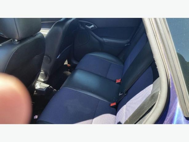 focus st170 interior