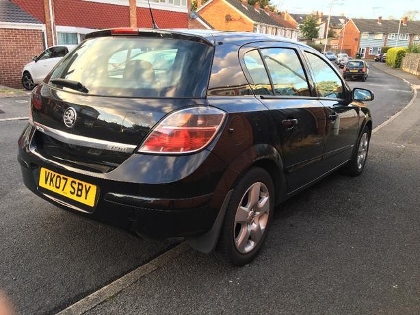 Vauxhall Astra 1.7cdti diesel