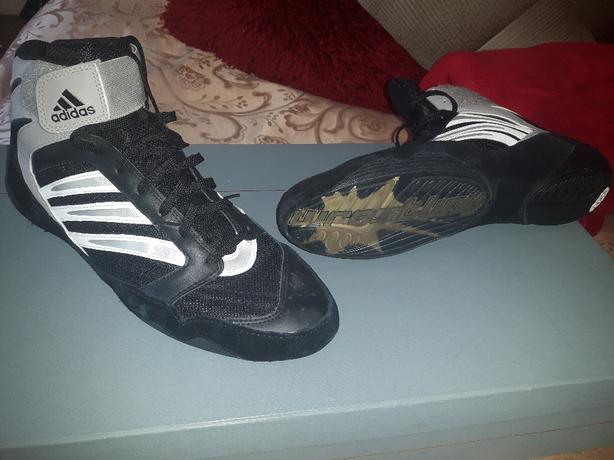 addidas wrestling boots