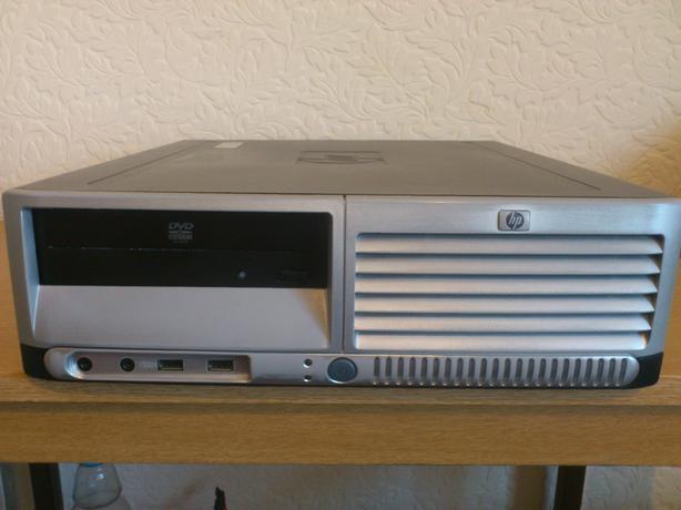HP DUAL CORE PENTIUM 3.1GHZ DESKTOP COMPUTER