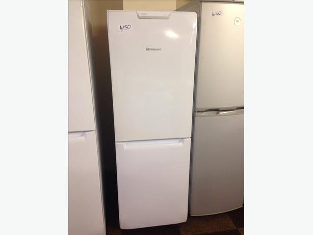 HOTPOINT FRIDGE FREEZER FROST FREE1