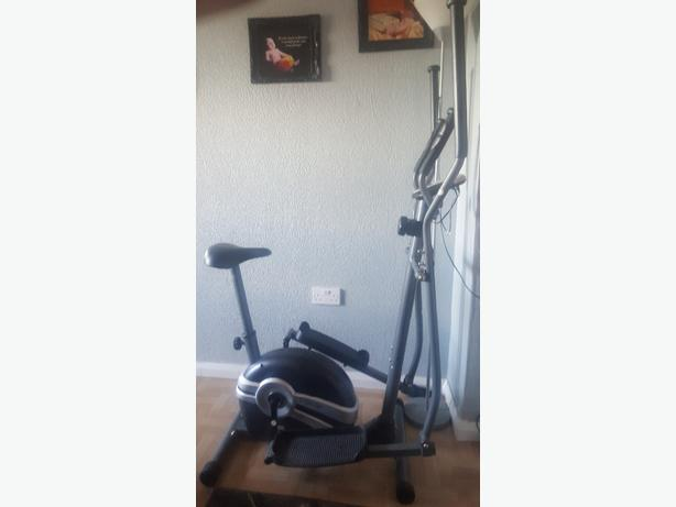 body sculpture e strider cross trainer