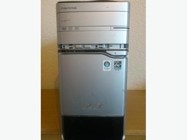 ACER ASPIRE E380 DESKTOP COMPUTER