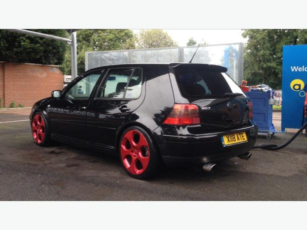 Swap px golf gti 1.8 20v turbo coilovers 18 inch monza's stunning