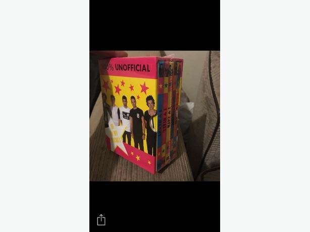Hannah Montana book sets