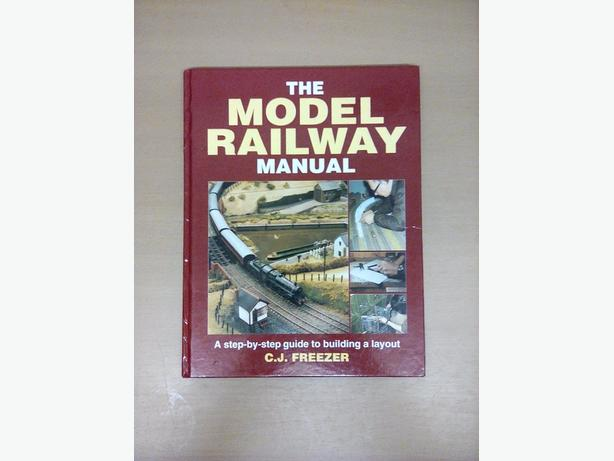 HAYNES MODEL RAILWAY MANUAL