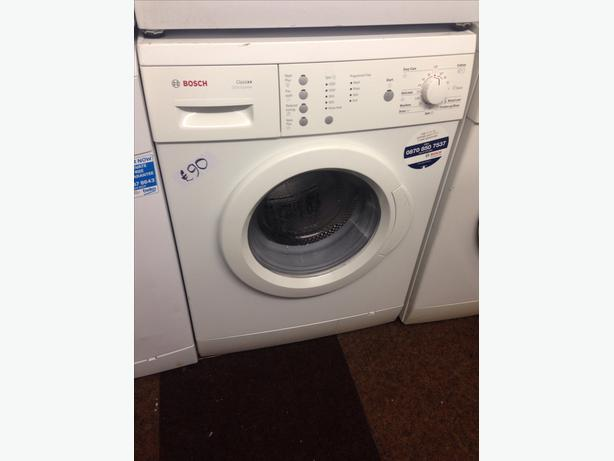 BOSCH 6KG WASHING MACHINE 1200 SPIN1