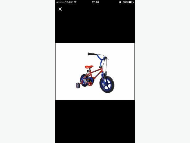 """12"""" boys bike"""