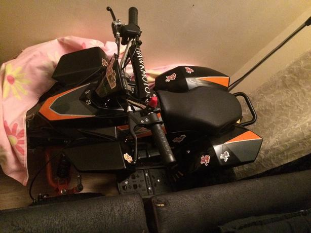 50cc quad bike s
