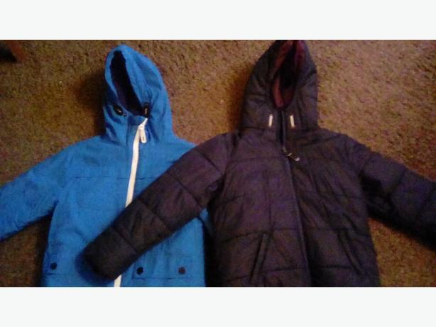 Boys winter Next coats