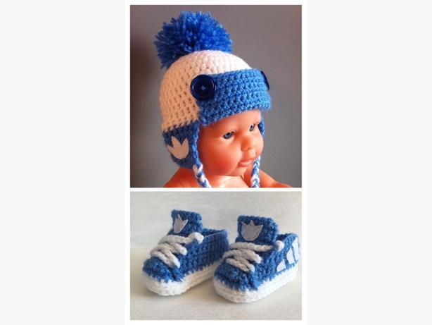 baby sets handmade