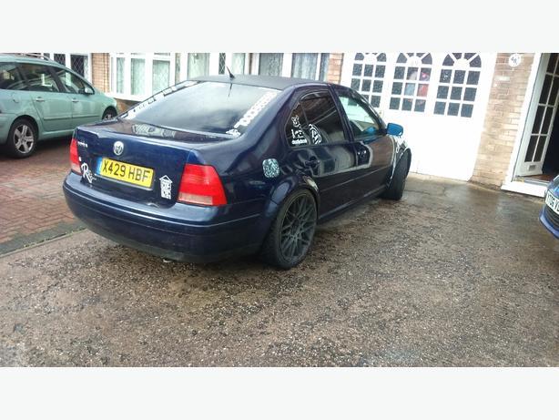 volkswagen bora 2l modified