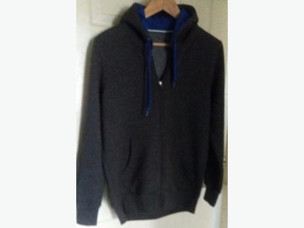TRACKSUIT HOODED TOP