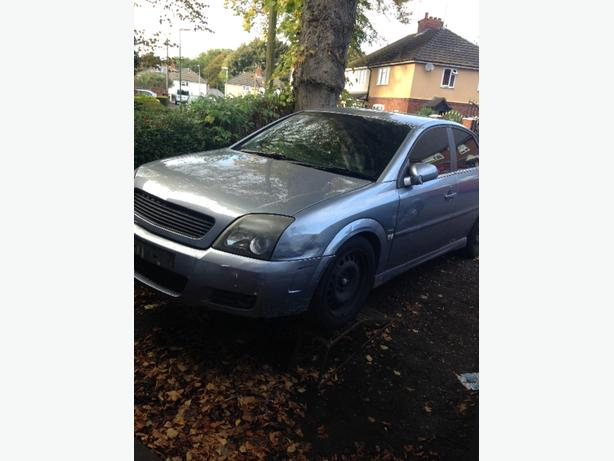 vectra 2.2 dti needs tlc
