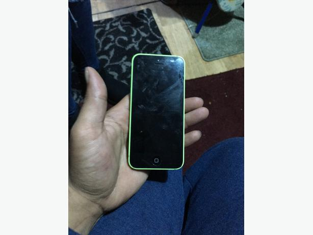 iPhone 5 c all networks bargain