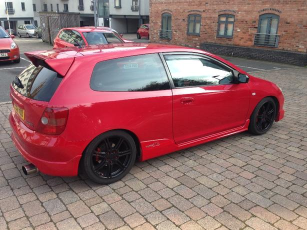 2003 Honda Civic type r ep3