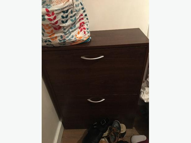 shoe cupboard