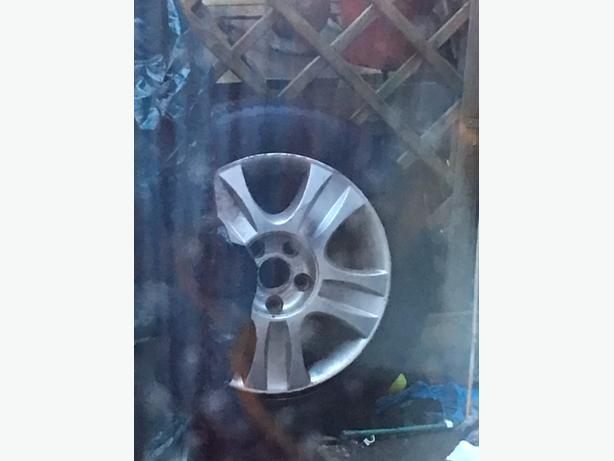 ford galaxy mk2 alloy wheel