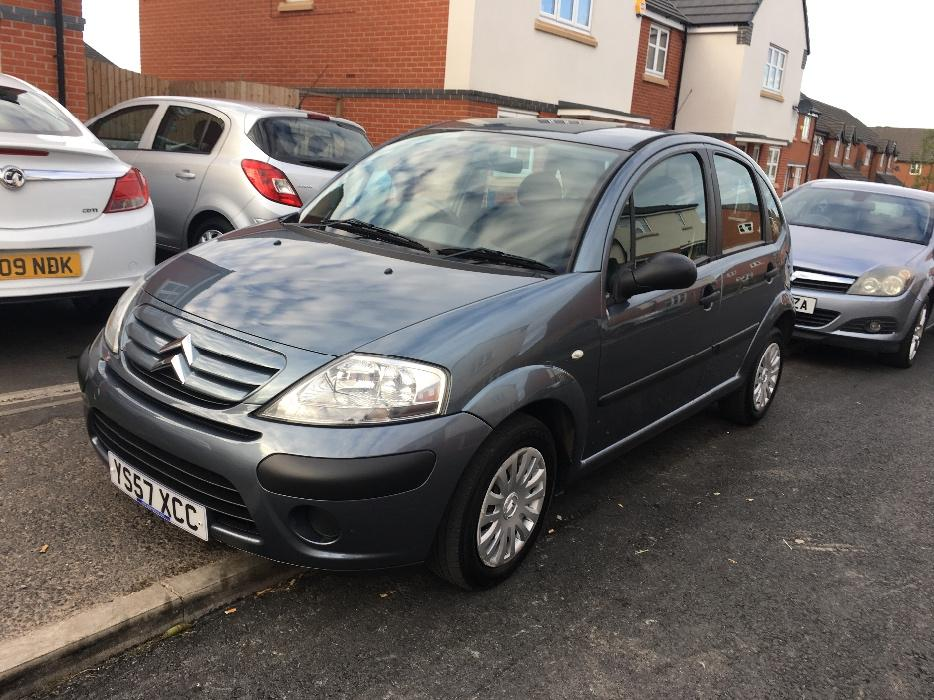 citroen c3 cool 57 plate - 1 4 with mot till feb