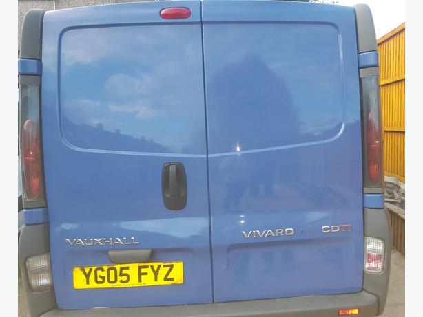 vauxhall vivaro van  cdti  1.9 diesel