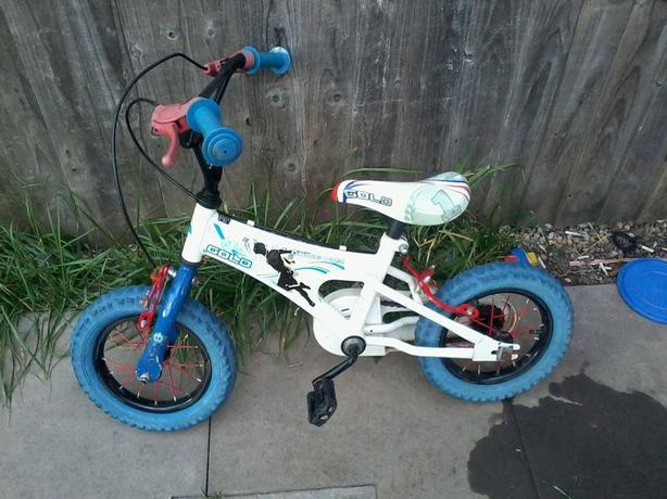 boys bike