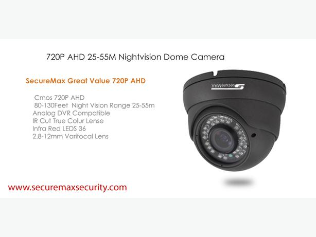 Full HD CCTV Cameras Seller in UK