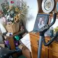 Exercise bike for sale.  £35.00