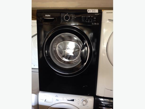 GRADED HAIER WASHING MACHINE 7KG